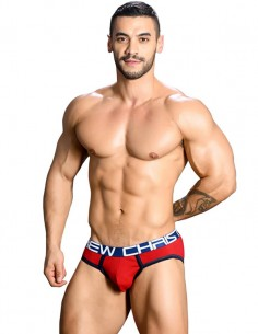 Show-It Brief Red
